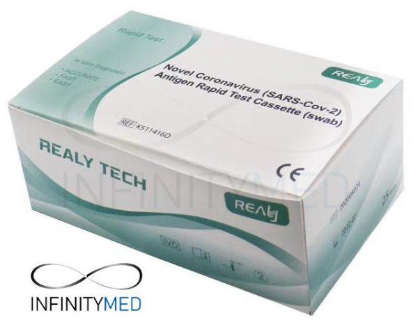 RealyTech Antigen Schnelltest