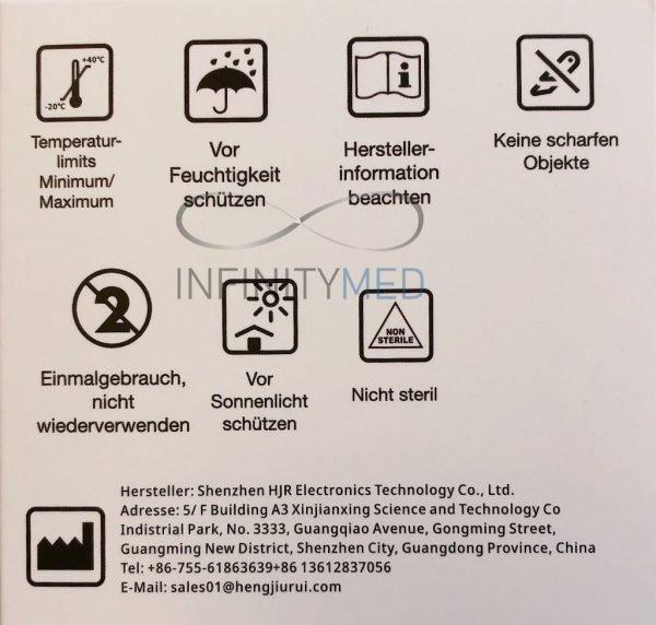 NMS FFP2 Symbole