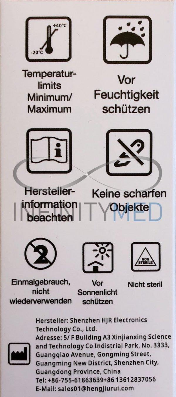 Atemschutzmaske FFP3 Verpackung