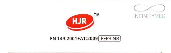 Atemschutzmaske FFP3 Logo
