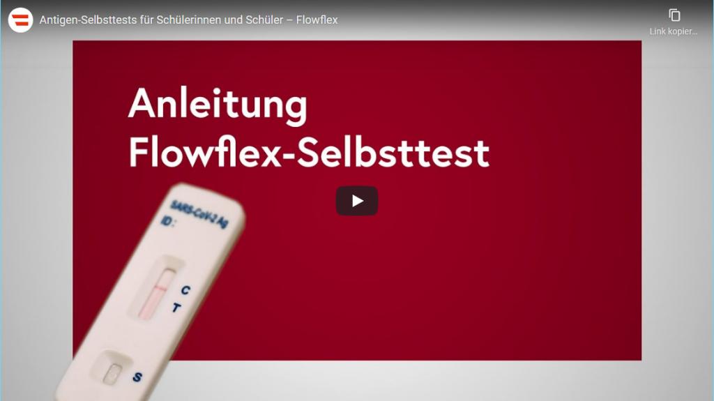Acon Flowflex Schnelltest